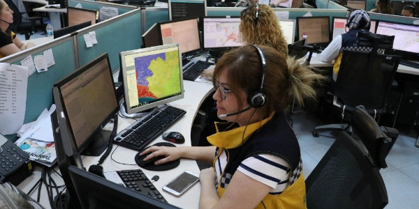 112 Çağrı Merkezi'ne hakarete ibretlik ceza: 15 bin lira para cezası