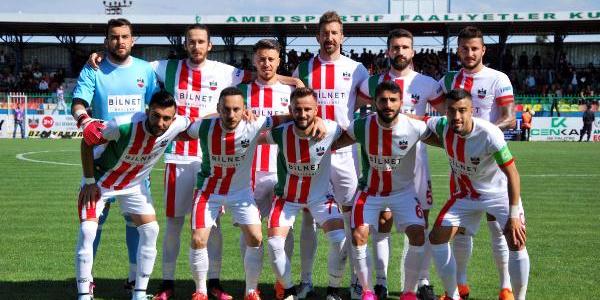 Diyarbekirspor 1-0'ın rövanşına 33 bin kişilik statta çıkacak