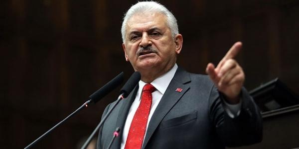 Başbakan Binali Yıldırım memleketi Erzincan'ın Refahiye ilçesinde gençlere seslendi