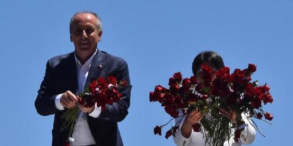 Muharrem İnce, Cumhurbaşkanı Erdoğan'a şeker fabrikaları üzerinden yüklendi