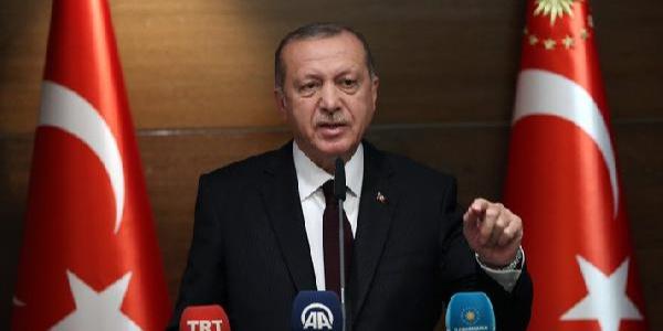 Cumhurbaşkanı Erdoğan Londra'da veryansın etti: Hepsini lanetliyorum