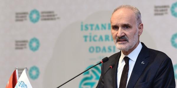 İTO Başkanı Şekip Avdagiç'ten 400 bin üyeye 'Gazze' çağrısı
