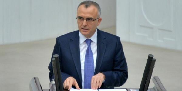 Bakan Naci Ağbal Nisan ayı bütçe giderlerini açıkladı: 20.3 artış 67.4 milyara çıktı
