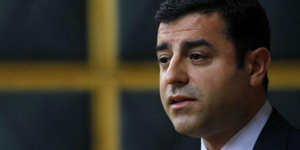 Selahattin Demirtaş için avukatlarından  tahliye talebi