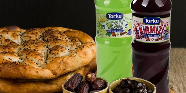 Torku'dan Ramazan sofraları için iki yeni lezzet: Torku yeşil, Torku kırmızı