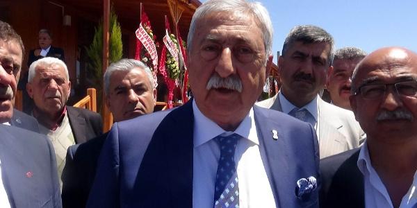TESK Genel Başkanı Palandöken'den hükumete Kilis için destek çağrısı