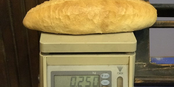 Bursa'da zabıtadan ekmek fırınlarına şafak baskını
