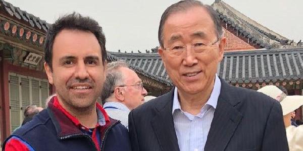 BM eski Genel Sekreteri Ban Ki-Moon'dan Türkiye'ye büyük övgü