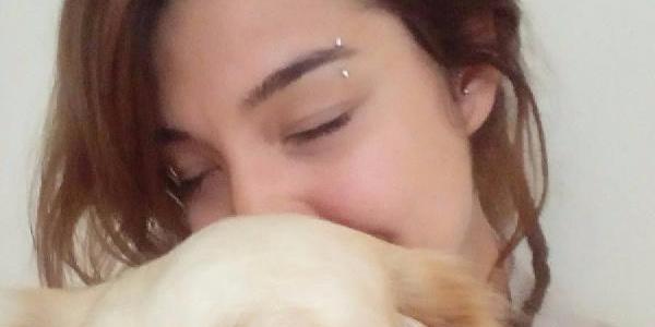 Eskişehir'de ayrılan sevgililer köpeği paylaşamadı