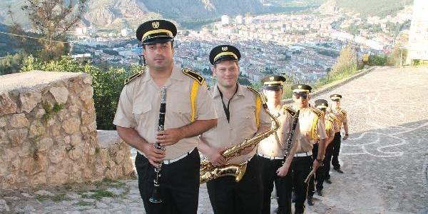 Amasya'daki Harşena Kalesi'nde 156 yıllık Ramazan geleneği