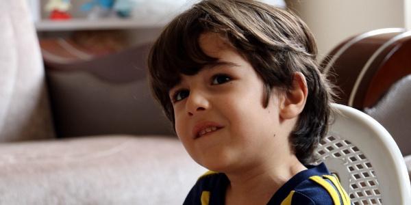 5 yaşındaki SMA Tip 2 hastası Umutcan'ın hayali gerçek oldu