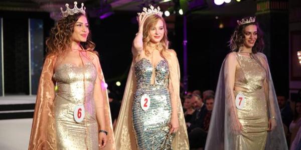 2018 Türkiye yüz güzelleri SMS ve internet oyları ile belli oldu
