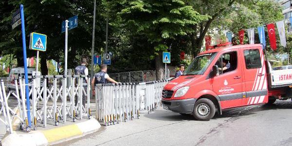 """İstanbul trafiğine Yenikapı'daki Kudüs Buluşması"""" mitingi ayarı"""