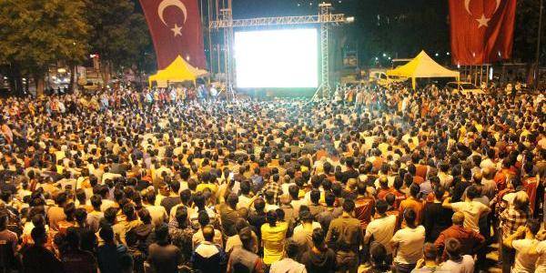 Gaziantep'te binlerce kişinin Süper Lig hayali hüsrana dönüştü