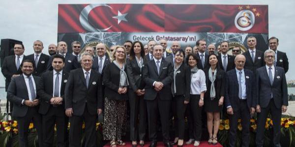 Galatasaray Başkanı Mustafa Cengiz'in yeni listesi belli oldu