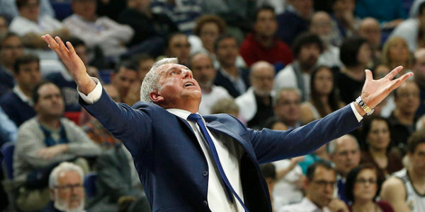 Fenerbahçe Doğuş'un hocası Zeljko Obradovic: Oyuncularımla gurur duyuyorum