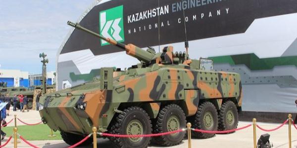 Otokar, Kazakistan'daki KADEX 2018 fuarına üç araç götürüyor
