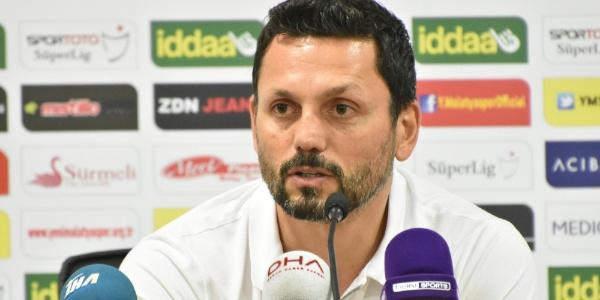 Erol Bulut, Yeni Malatyaspor yönetimine 2 yıllık şartı koştu