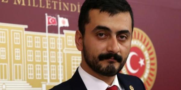 CHP Milletvekili Eren Erdem FETÖ şoku: Yurt dışına çıkamadı