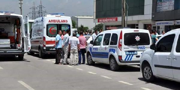 Hatay'da işyerini basan silahlı gurup 2 kişiyi öldürdü