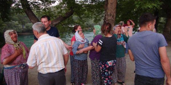 Antalya Manavgat'ta kayalıklardaki akşam sefası facia ile noktalandı