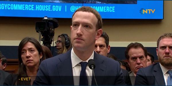 Zuckerberg'ten Facebok için AB liderlerine itiraf gibi açıklama