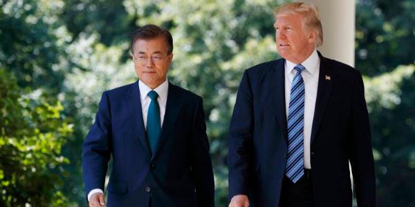 ABD Başkanı Trump'tan Kuzey Kore zirvesi için 'erteleme' açıklaması