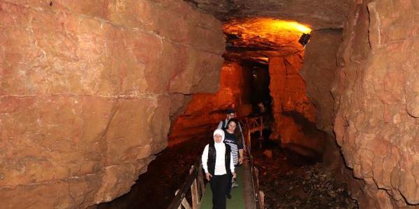 Trabzon'daki dünyanın en uzun ikinci mağarasında yeni çalışma