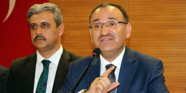 """Başbakan Yardımcısı Bekir Bozdağ, seçime """"dolar üzerinden etki""""den söz etti"""