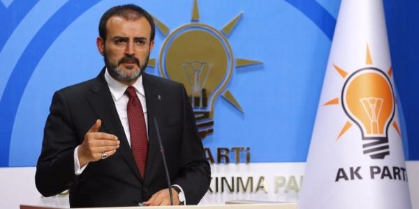 Mahir Ünal AK Parti'nin miting programını açıkladı: İlk miting Erzurum'da