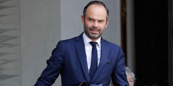 Fransa Başbakanı Edouard Philippe İsrail'e gitmekten vazgeçti