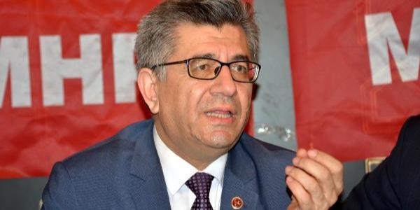 """MHP'li Sefer Aycan'dan Cumhurbaşkanı Erdoğan'a """"para politikalarına karışma"""" çağrısı"""