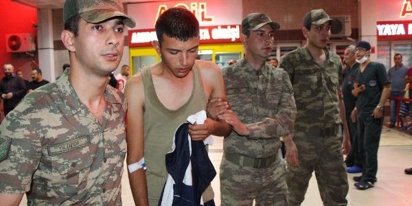 Amasya'da 81 asker sinek ilacından hastanelik oldu
