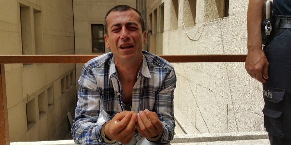 """""""10 liralık uyuşturucu için 16 yıl hapis aldım"""" diye isyan etti"""
