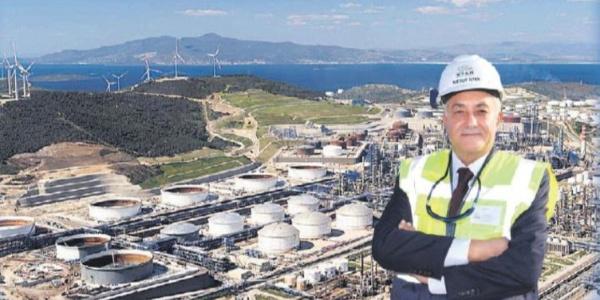 İzmir Aliağa'daki Star Rafineri açılacağı günü bekliyor