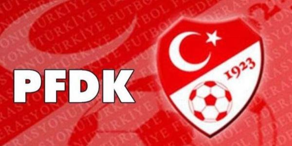 PFDK'dan 5 Süper Lig kulübüne sezonun son cezası
