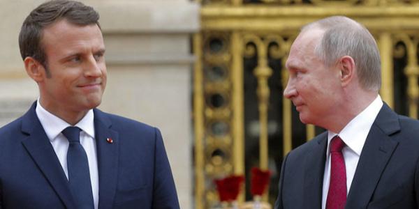 Putin ile Macron; ABD-İran gerilimini masaya yatırdı