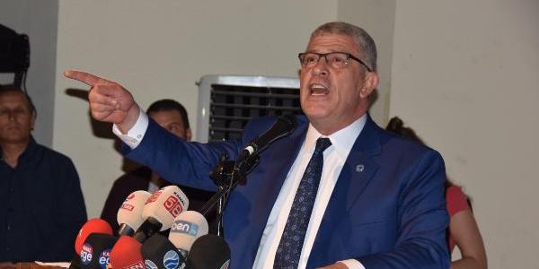 İYİ Parti Sözcüsü Aytun Çıray, İzmir'de seçmenlere OHAL sözü verdi