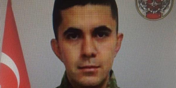 Gaziantep'te kaza kurşunu ile vurulan asker kurtarılamadı