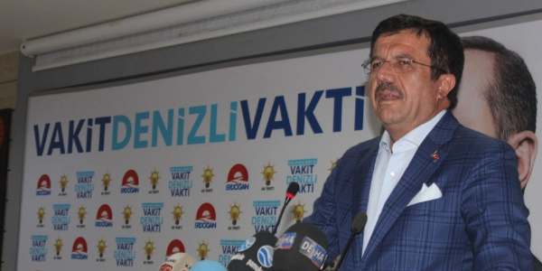 Ekonomi Bakanı Nihat Zeybekci: Türkiye 24 Haziran sonrası ikinci kademeye geçecek