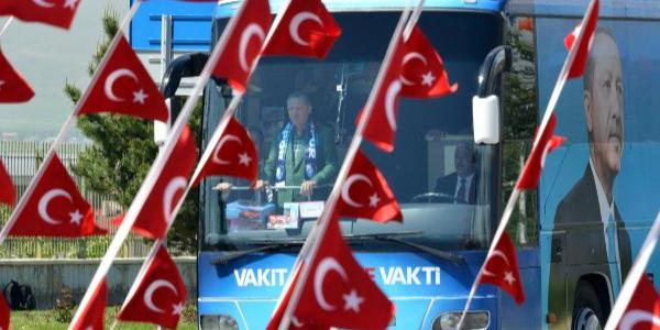 Cumhurbaşkanı Erdoğan Erzurum'da Avrupa'ya veryansın etti