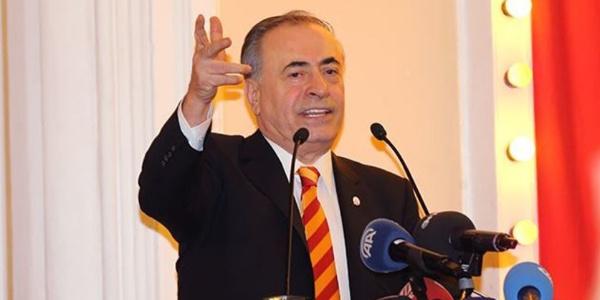 Galatasaray'da seçimi kazan Mustafa Cengiz'den UEFA müjdesi