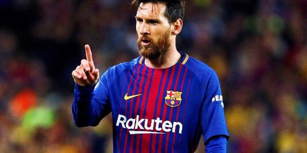 Messi attığı 45 golle bütün ligleri alt üst etti