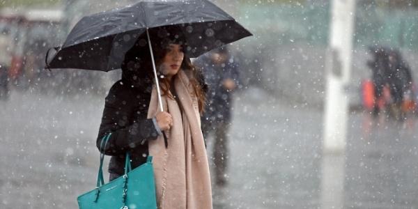 Tokat, Kocaeli ve Bursa'ya kuvvetli yağış uyarısı