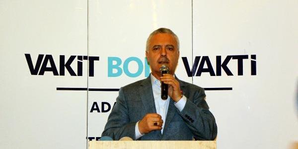 Mustafa Ataş: Erdoğan'ı başkan yapmadan bize çoluk- çocuk, aile haram
