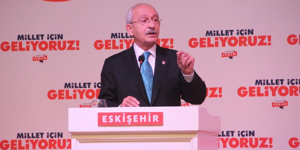 Kemal Kılıçdaroğlu'dan asgari ücret çıkışı: Net 2 bin 200 lira olmalı