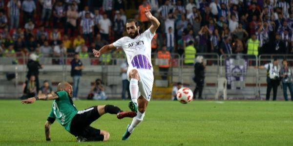 Afjet Afyonspor 1. Lig'e çıktı Afyon bayram yerine döndü