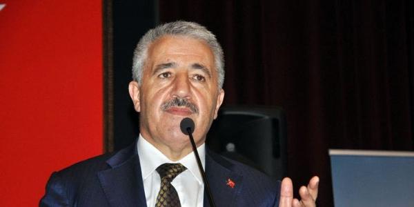 Bakan Ahmet Arslan: Zulme uğrayan Filistinlilere Türkiye dışında destek veren olmadı