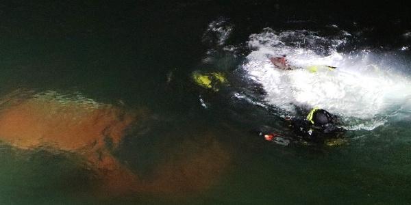 Kahramanmaraş'ta baba-oğulun balık avı facia ile noktalandı