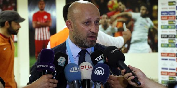 Bursaspor, Galatasaray'ın sportif direktörü Cenk Ergün'le mutabakata vardı